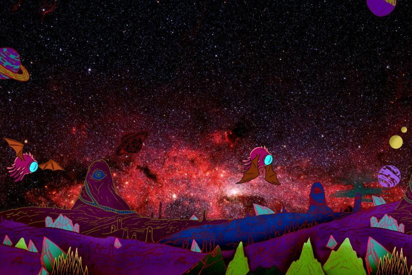 rick and morty background 2560x1440 download free