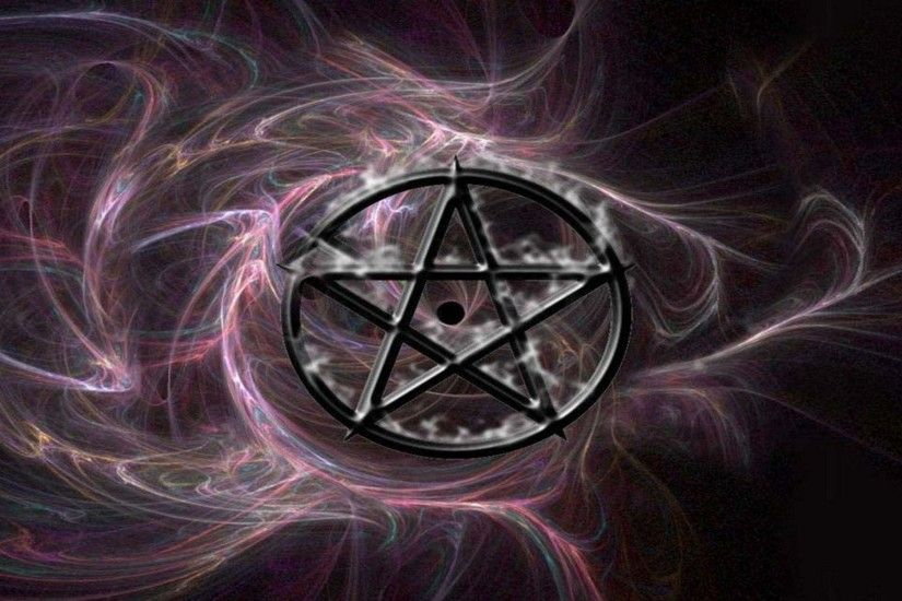 Wallpapers For > Dragon Pentacle Wallpaper
