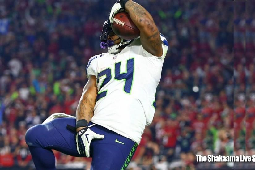 Marshawn Lynch Can Grab His Crotch for Charity During Super Bowl