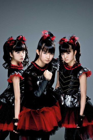 Babymetal... Lord help me, this has to be one of the cutest