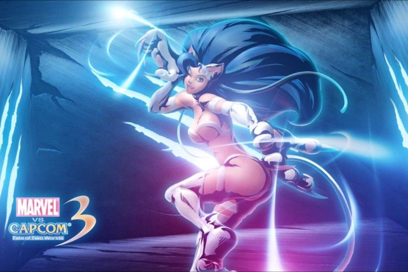 Marvel VS Capcom 3: Fate of Two Worlds-Felicia's Theme-Extended HD - YouTube