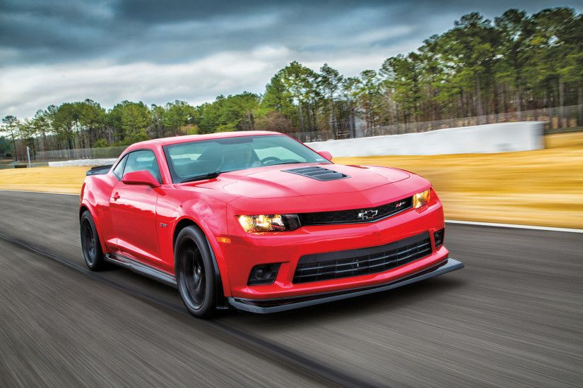 ... 2014 Chevrolet Camaro Z28 15 In Motion ...