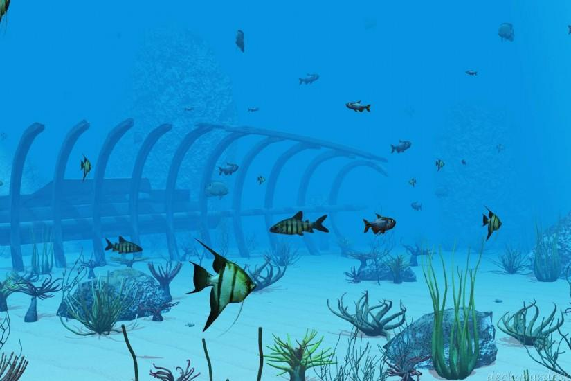 42 Under The Sea Wallpapers | Kozar Cool Blog
