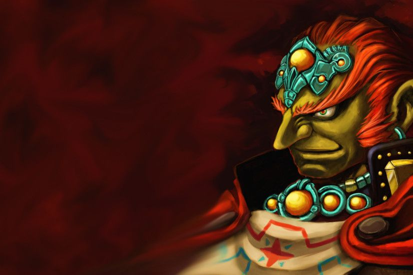 AllWhipped up a quick Ganondorf wallpaper ...