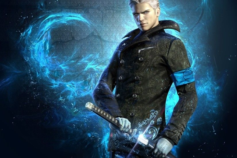 Preview wallpaper devil may cry, dmc, virgil, dmc 5, devil may cry