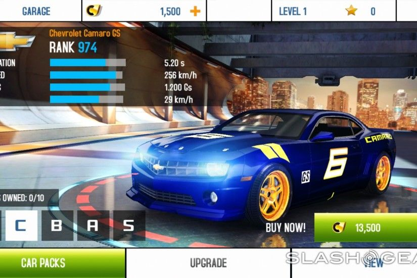 Asphalt 8: Airborne launches with NVIDIA SHIELD, Tesla Model S, barrel rolls