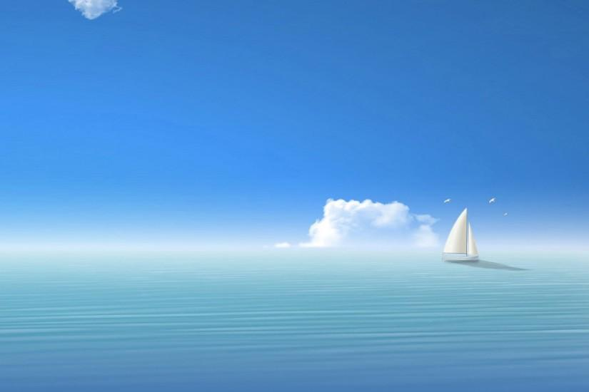 Digital Sea Wide Wallpapers | HD Wallpapers