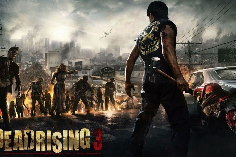 Capcom dead rising xbox one 3 game wallpaper