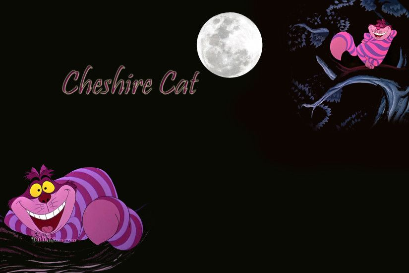 Wallpapers - Alice In Wonderland - Cheshire Cat 1920x1200 wallpaper .
