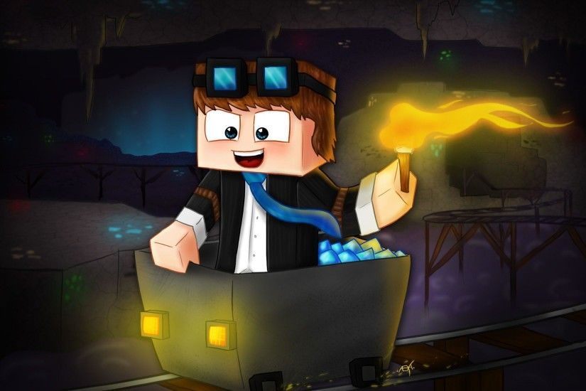 DanTDM Wallpapers - Wallpaper Cave