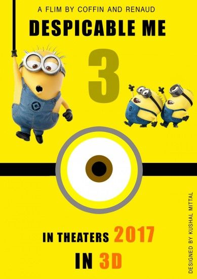 Despicable Me 3 Online 2017 Full SUPPER
