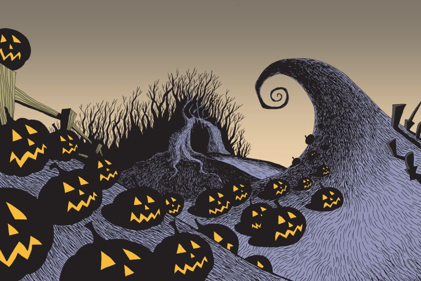 1920x1080 ... nightmare before christmas wallpapers hd wallpaper cave .