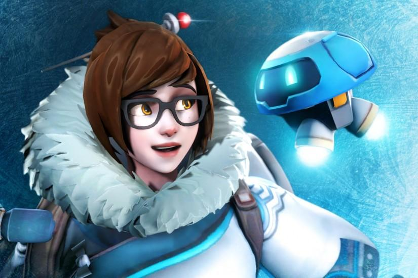 Overwatch - Mei by GeneralYobo