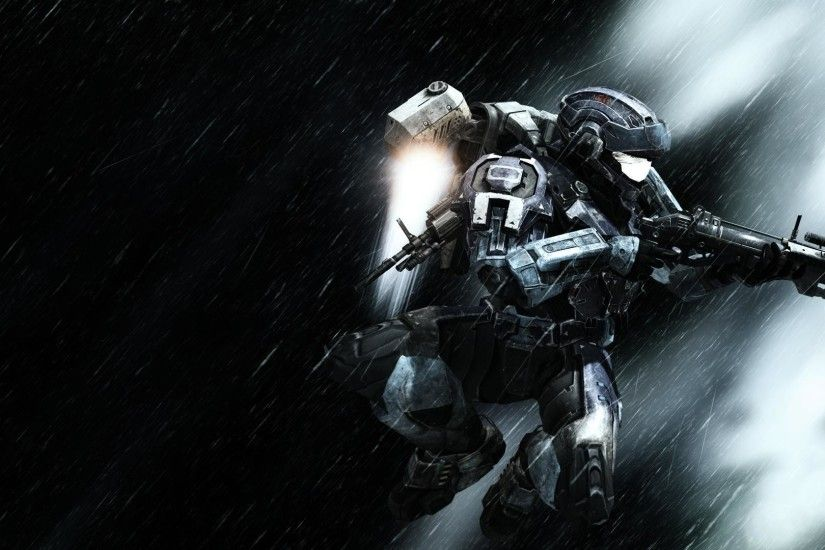 Bungie.net : The Gallery : Halo: Reach Wallpapers: Noble Team .