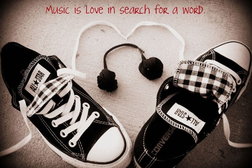 Music Is Love HD and Wide Wallpapers