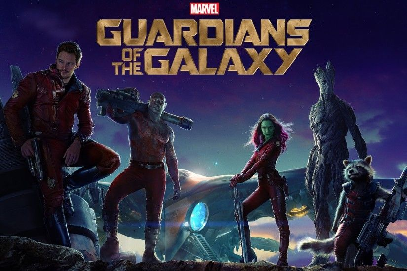 Guardians Of The Galaxy Wallpapers Desktop