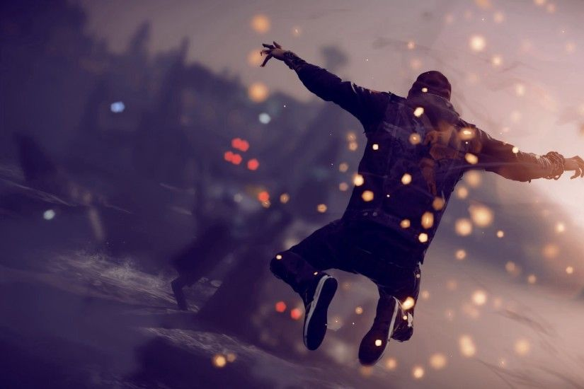 Infamous Second Son Wallpaper (32 Wallpapers)