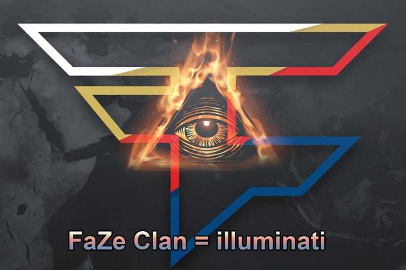 FAZE CLAN IS PART OF THE ILLUMINATI!