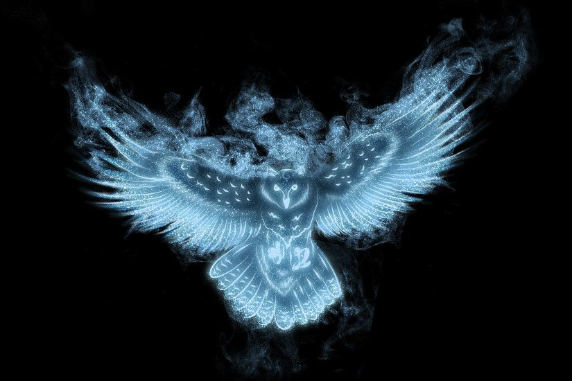 Owl Patronus by Tribalchick101 on DeviantArt