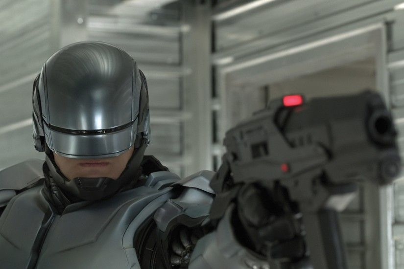 desktop wallpaper for robocop 2014