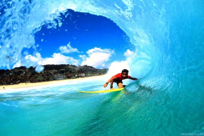 Wave Surfing Wallpaper (16 Wallpapers) – HD Wallpapers ...