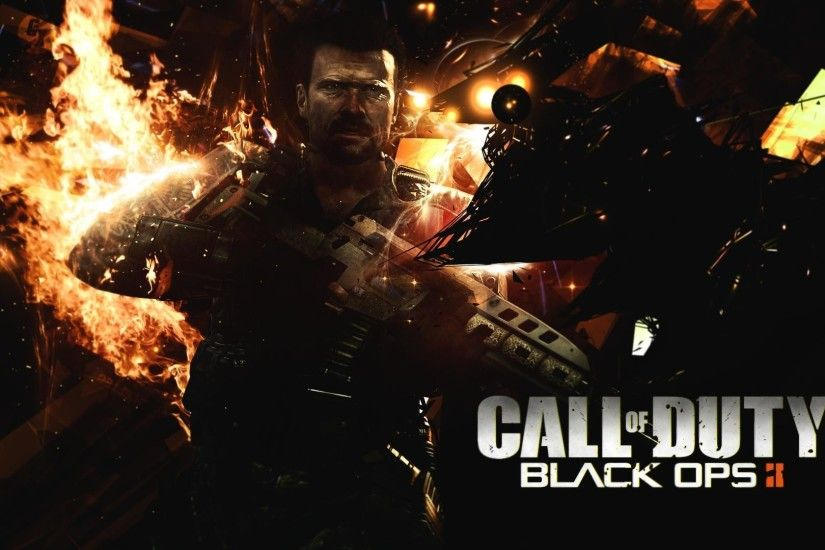 Call of Duty Black Ops 2 Wallpaper en 1080p. HD by Gigy1996 on .