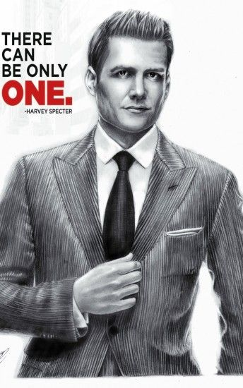 Harvey Specter Wallpaper