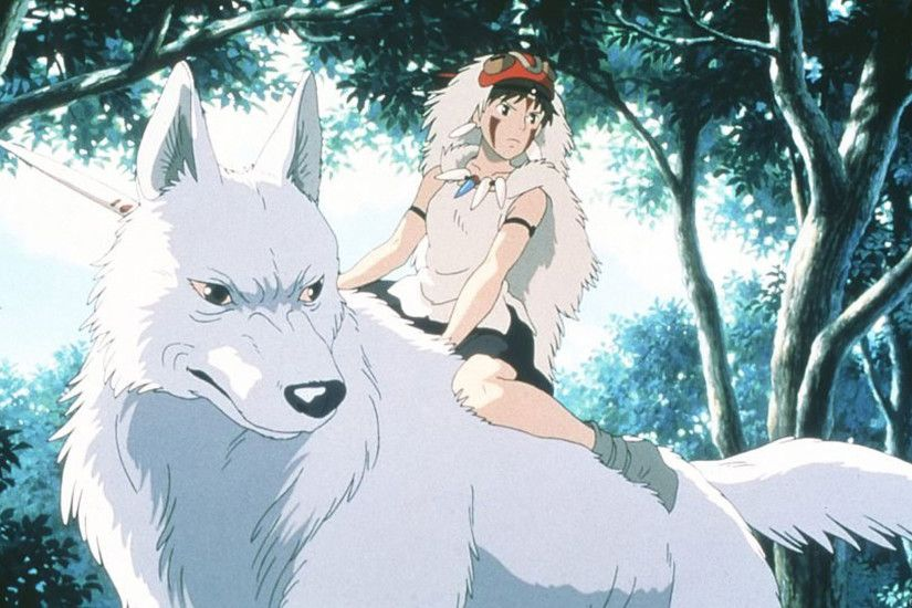 Princess Mononoke (Japan 1997)