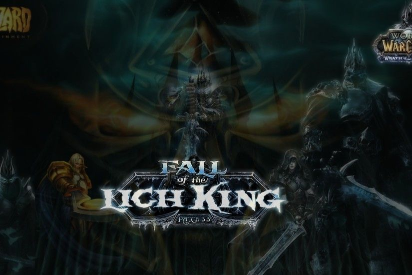 ... Wrath of the Lich King Wallpaper by Anakin-Caffrey