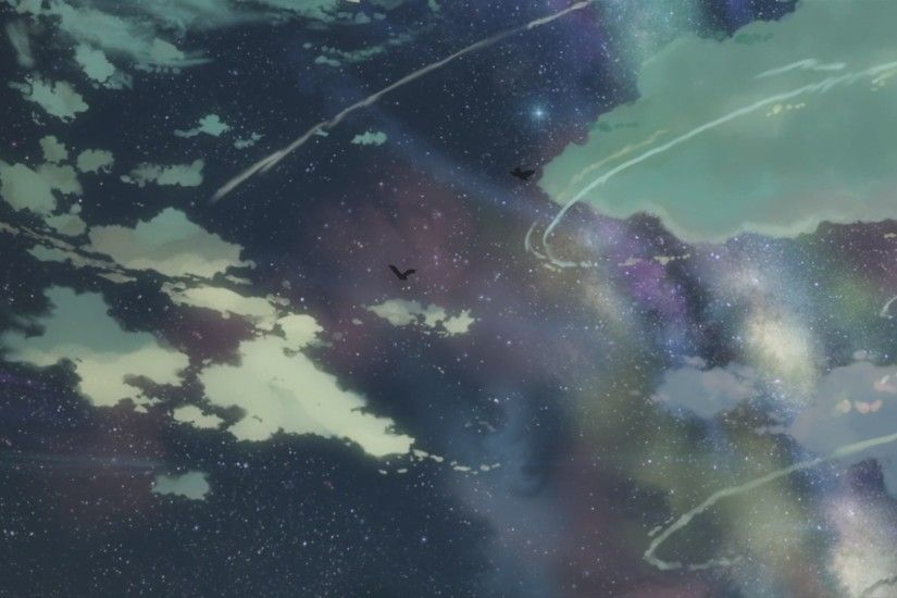 Tags: Anime, 5 Centimeters Per Second, Wallpaper, HD Wallpaper, Facebook  Cover