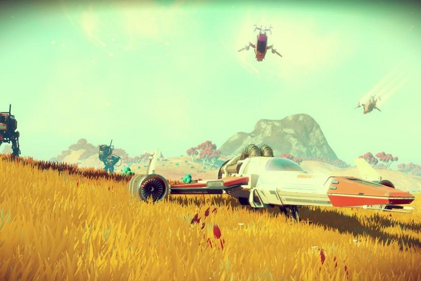 download no mans sky wallpaper 1920x1080 iphone