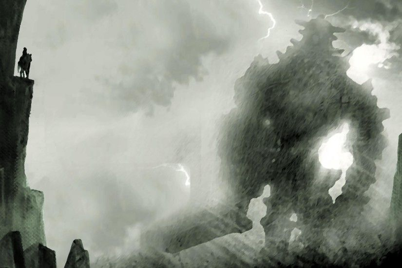 72 Shadow Of The Colossus HD Wallpapers | Backgrounds - Wallpaper Abyss -  Page 2