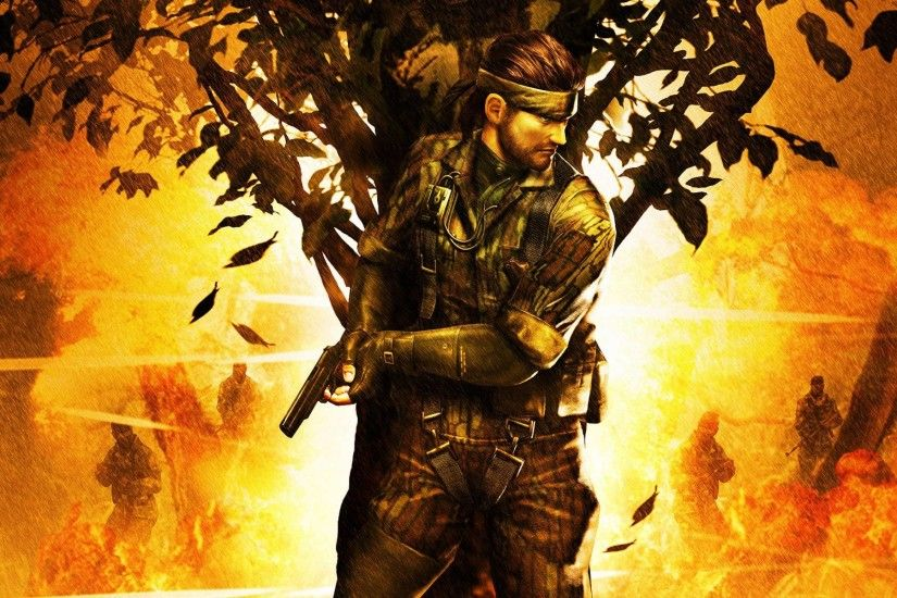 Metal Gear Solid 3 Wallpapers - Full HD wallpaper search