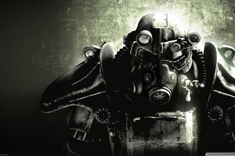 Fallout 3 Brotherhood Of Steel Wallpaper ...