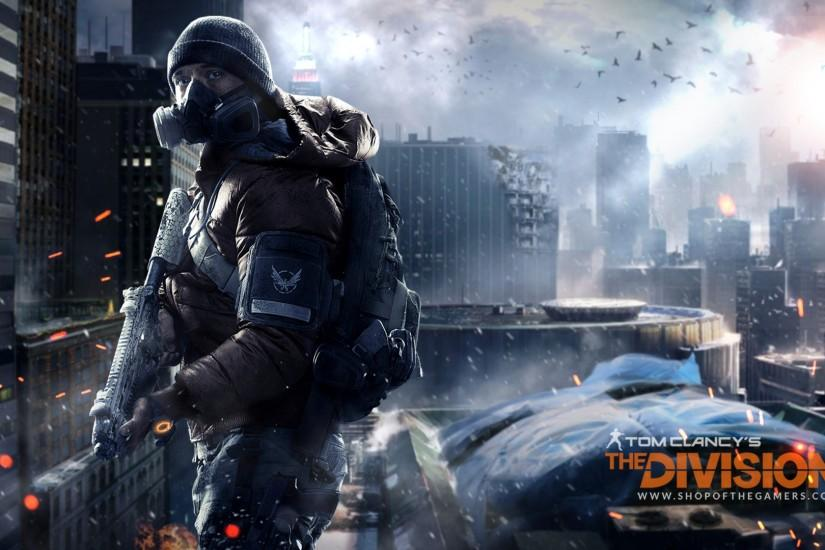 ... The Division Wallpaper - 1920x1080 by BrunoMM