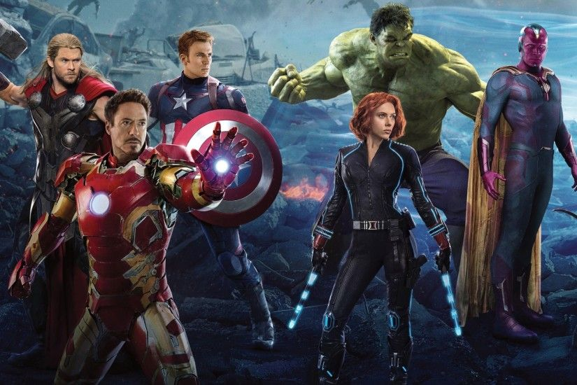 Avengers Wallpaper Hd Collection For Free Download