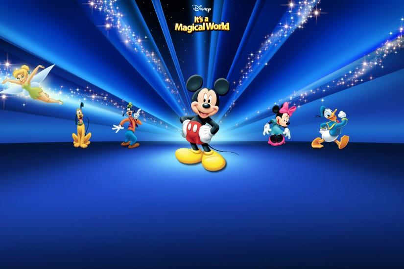 Micky Mouse Disnep World HD Wallpapers