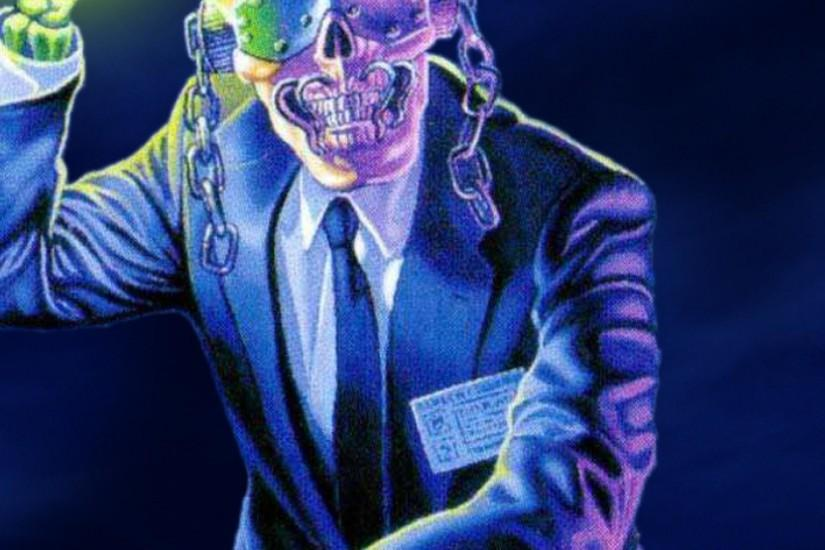Megadeth Rust in Peace Album Wallpaper