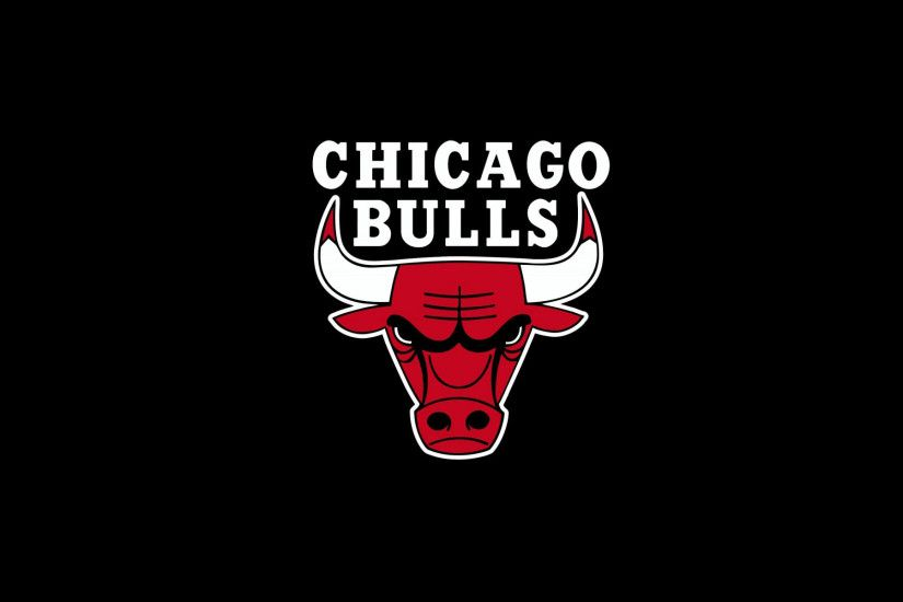 NBA Chicago Bulls Logo 1920x1200 wallpaper