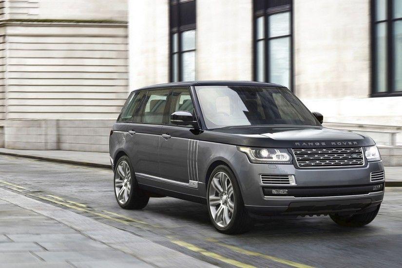 2016 Land Rover Range Rover Sv Autobiography V1 Hd Car Wallpaper