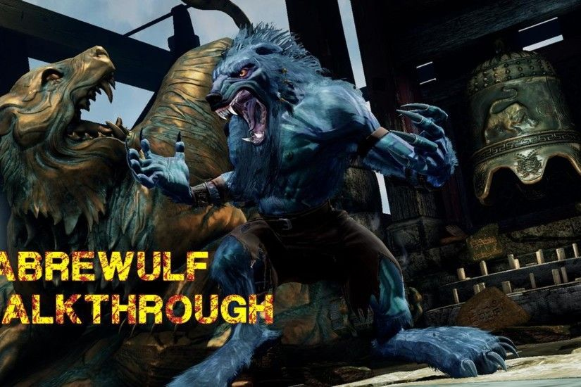 Killer Instinct Sabrewulf Walkthrough Gameplay with Final Boss Fight and  Ending - YouTube