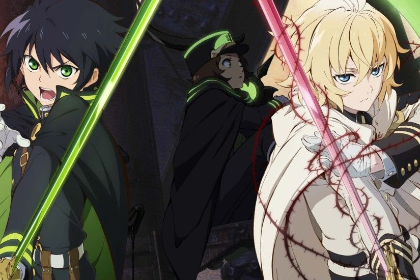 Seraph of the End,