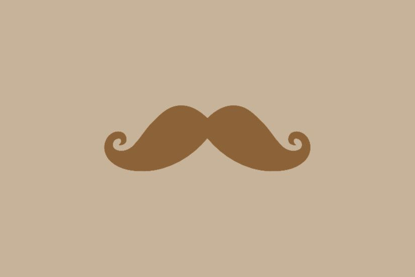 Mustache Wallpapers - Wallpaper Cave