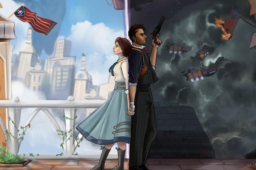 download bioshock infinite wallpaper 1920x1080 for android 50