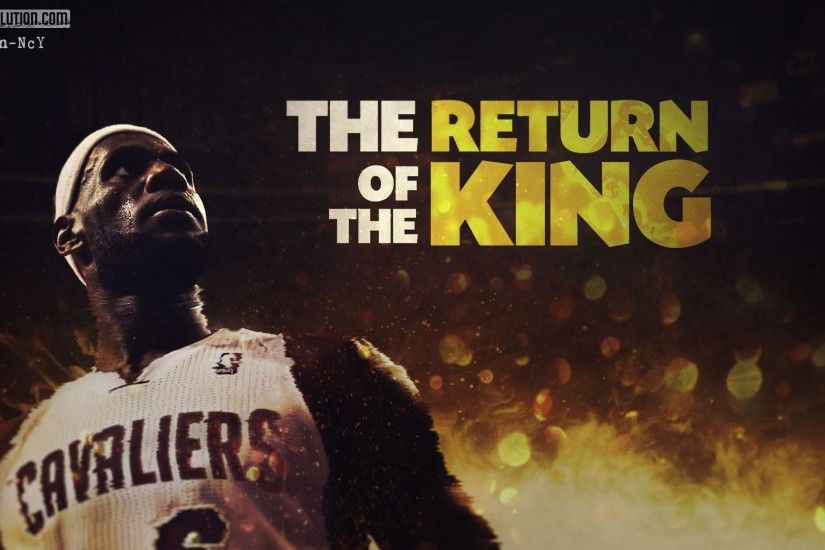 LeBron James Wallpaper 2014 Cavs - WallpaperSafari