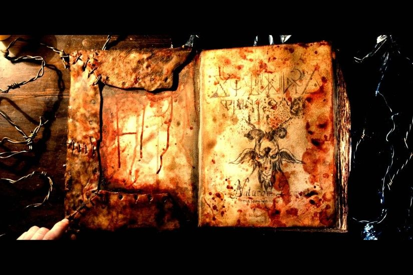 EVIL DEAD horror dark blood book occult satanic demon satan d wallpaper |  1920x1080 | 236068 | WallpaperUP