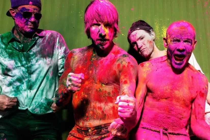 Free download red hot chili peppers