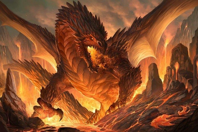 dragon wallpapers 3d