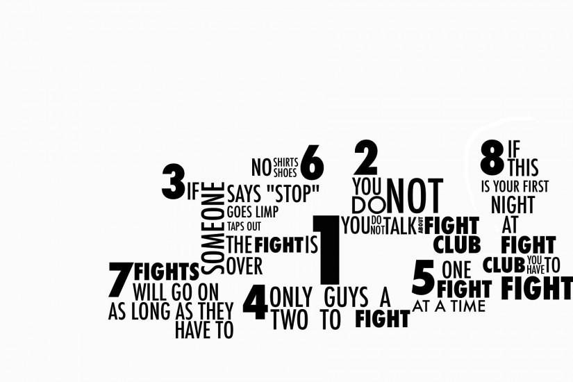 1. fight club 2. the insider 3. the iron giant 4