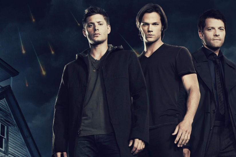 TV Show - Supernatural Wallpaper